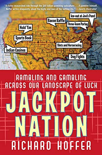 9780060761455: Jackpot Nation: Rambling and Gambling Across Our Landscape of Luck