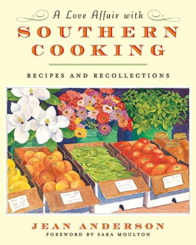 [signed] A Love Affair with Southern Cooking