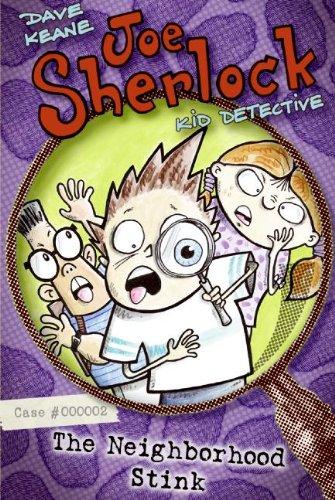 9780060761868: Joe Sherlock, Kid Detective, Case #000002: The Neighborhood Stink