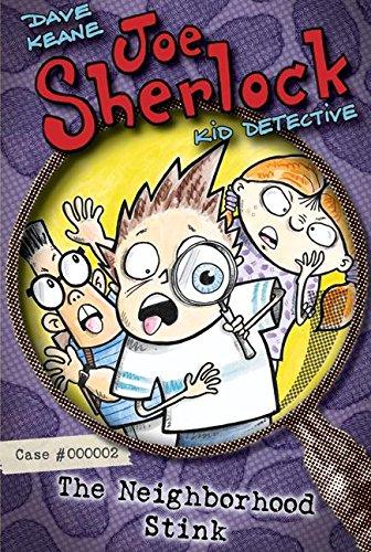 9780060761875: Joe Sherlock, Kid Detective, Case #000002: The Neighborhood Stink