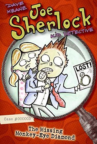 9780060761912: Joe Sherlock, Kid Detective, Case #000003: The Missing Monkey-Eye Diamond