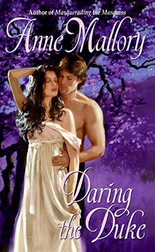 9780060762230: Daring the Duke