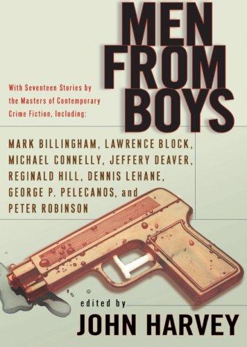 9780060762858: Men from Boys