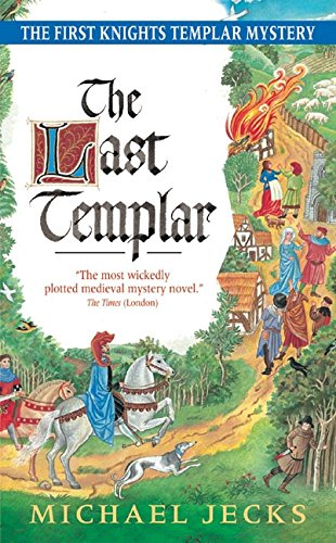 9780060763442: The Last Templar (Knights Templar series)