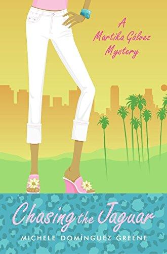 9780060763534: Chasing the Jaguar (Martika Galvez Mystery)