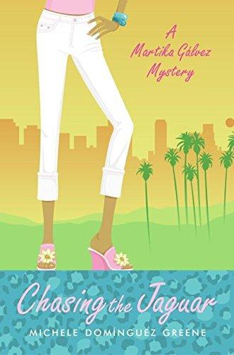 9780060763541: Chasing the Jaguar (Martika Galvez Mystery)