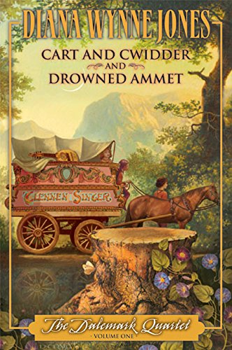 The Dalemark Quartet, Volume 1: Cart and Cwidder and Drowned Ammet: Jones, Diana Wynne