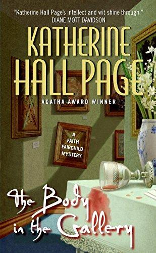 9780060763701: The Body in the Gallery (Faith Fairchild Mysteries)