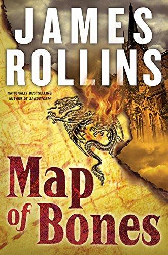 9780060763879: Map of Bones: A Sigma Force Novel