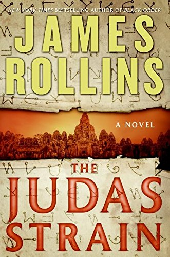 THE JUDAS STRAIN (SIGNED): Rollins, James