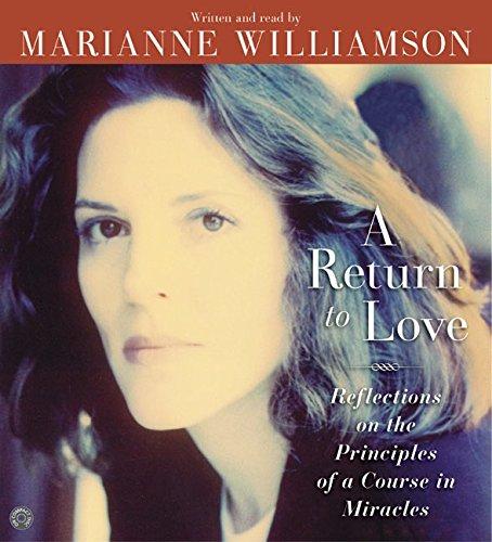 9780060765101: A Return to Love CD