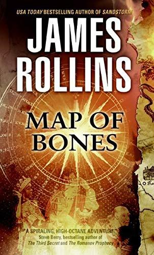9780060765248: Map of Bones: A Sigma Force Novel