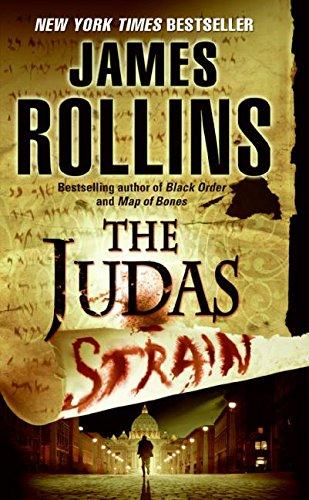 9780060765385: Judas Strain (Sigma Force Novels)