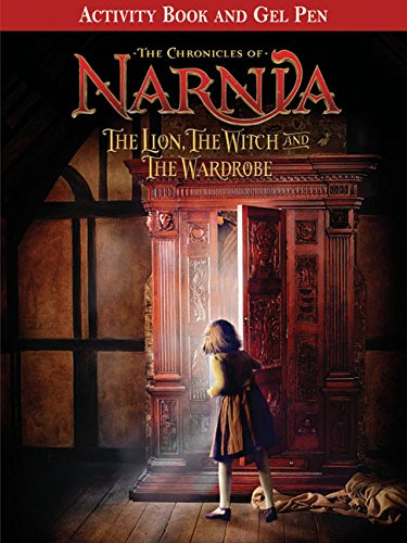 9780060765576: The Lion, the Witch and the Wardrobe: Activity Book and Gel Pen (Narnia)