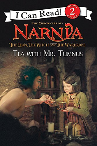 9780060765590: The Lion, the Witch and the Wardrobe: Tea with Mr. Tumnus (I Can Read Level 2)