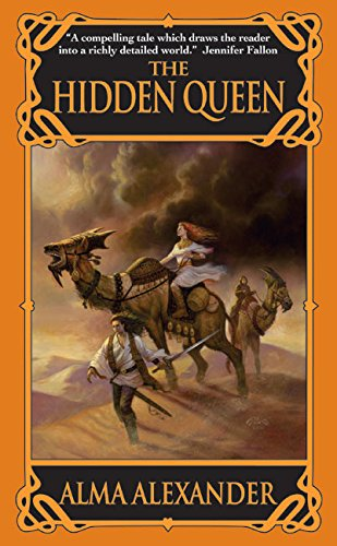 9780060765705: The Hidden Queen (Changer of Days)