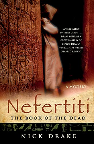 9780060765910: Nefertiti: The Book of the Dead (Rahotep Series)