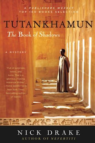 9780060765934: Tutankhamun: The Book of Shadows (Rahotep Series)