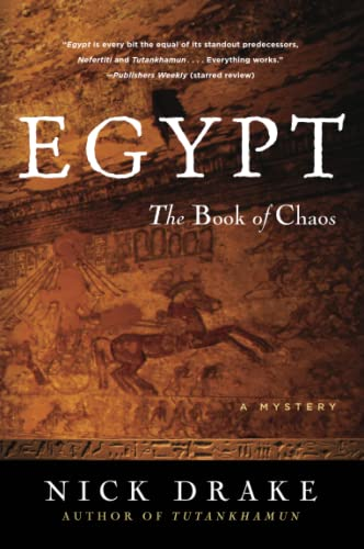 9780060765958: Egypt: The Book of Chaos: A Mystery (Rahotep Series)