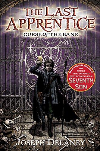 9780060766238: The Last Apprentice: Curse of the Bane (Book 2)