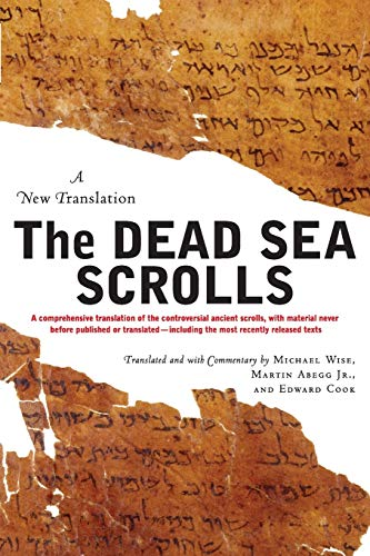 9780060766627: The Dead Sea Scrolls: A New Translation