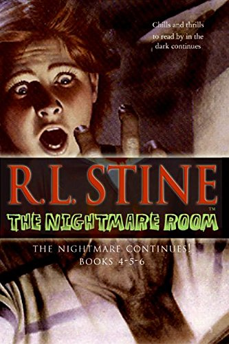 9780060766757: The Nightmare Room: The Nightmare Continues! Books 4-5-6; Liar Liar/Dear Diary I'm Dead/They Call Me Creature