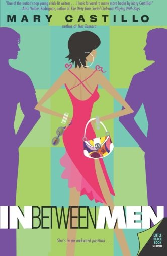 9780060766825: In Between Men (Hot Tamara)