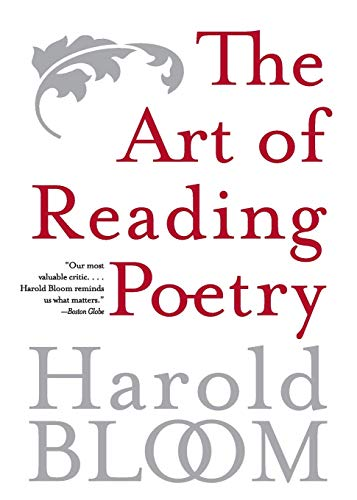 9780060769666: Art of Reading Poetry: From Chaucer to Hart Crane