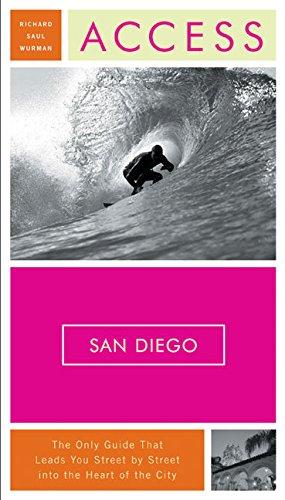 9780060772598: Access San Diego 4e (Access Guides)