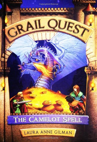 9780060772796: The Camelot Spell (Grail Quest Trilogy)