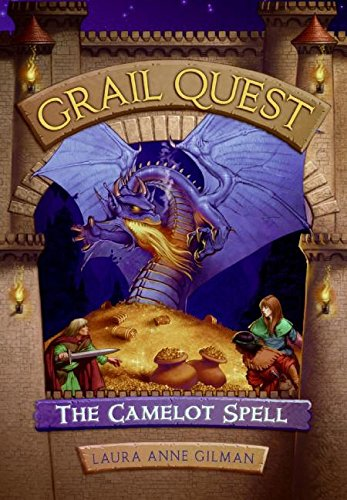 9780060772802: The Camelot Spell (Grail Quest Trilogy)
