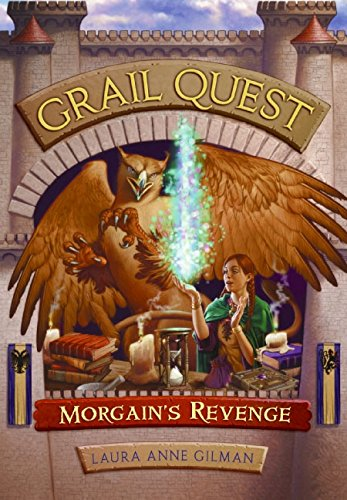 9780060772826: Morgain's Revenge (Grail Quest Trilogy)