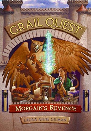 Morgain's Revenge (Grail Quest Trilogy, Book 2): Gilman, Laura Anne