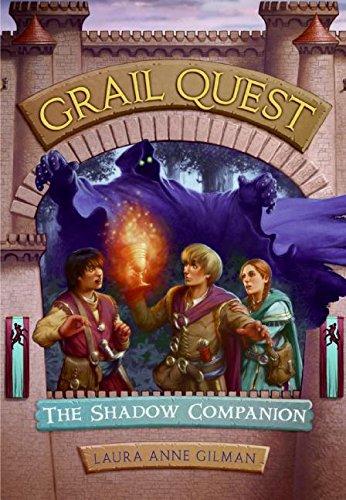 9780060772857: The Shadow Companion (Grail Quest Trilogy)