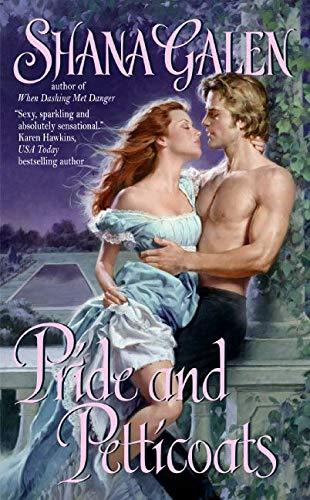9780060773168: Pride and Petticoats (Regency Spies)