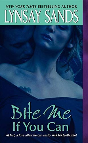 Bite Me if You Can (An Argeneau Novel) (A Paranormal Vampire Romance)