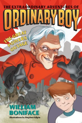 9780060774707: The Extraordinary Adventures of Ordinary Boy, Book 3: The Great Powers Outage