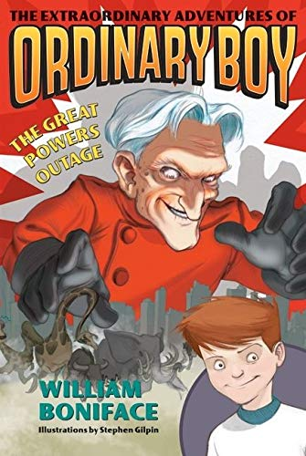 9780060774721: The Extraordinary Adventures of Ordinary Boy, Book 3: The Great Powers Outage