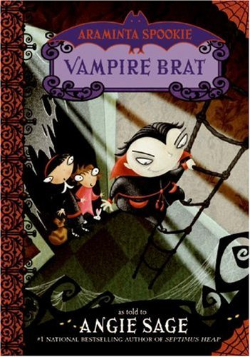 9780060774905: Araminta Spookie 4: Vampire Brat