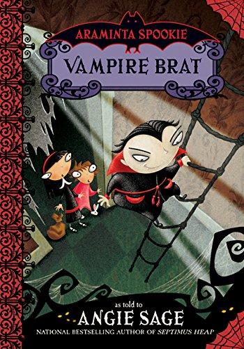 9780060774929: Araminta Spookie 4: Vampire Brat