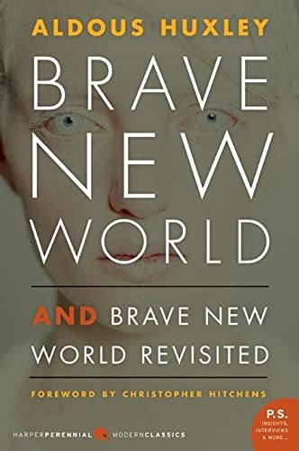 9780060776091: Brave New World, and, Brave New World Revisited