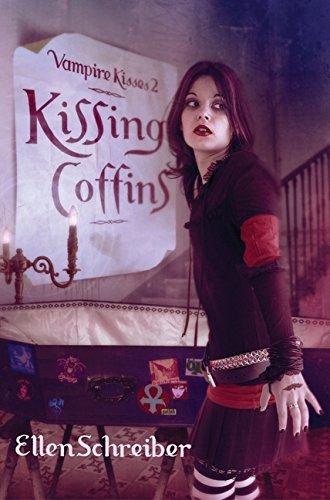 9780060776220: Kissing Coffins (Vampire Kisses)
