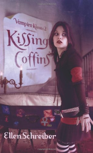 9780060776244: Kissing Coffins (Vampire Kisses, Book 2)