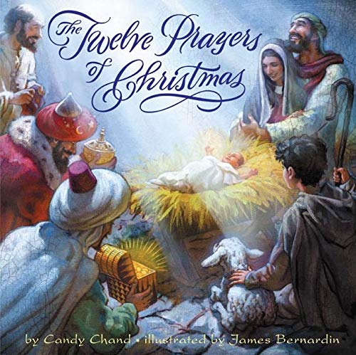 9780060776367: The Twelve Prayers of Christmas (Harperblessings)