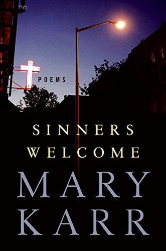 9780060776541: Sinners Welcome: Poems