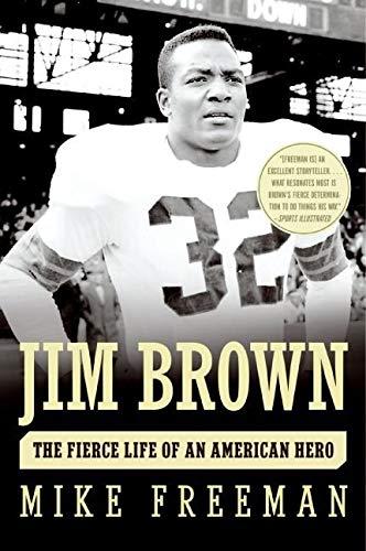 9780060776831: Jim Brown: The Fierce Life of an American Hero