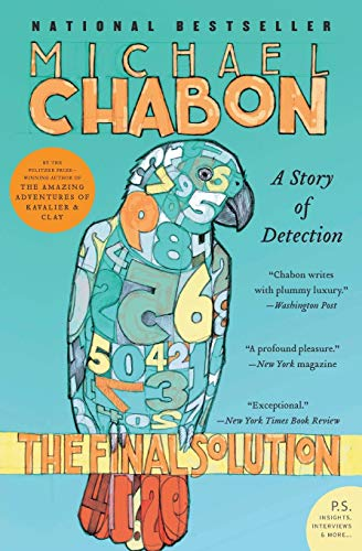 9780060777104: The Final Solution: A Story of Detection