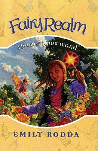 9780060777692: Fairy Realm #10: The Rainbow Wand