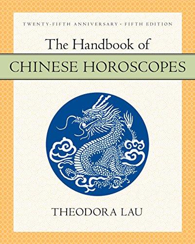 9780060777777: Handbook of Chinese Horoscopes 5e, The