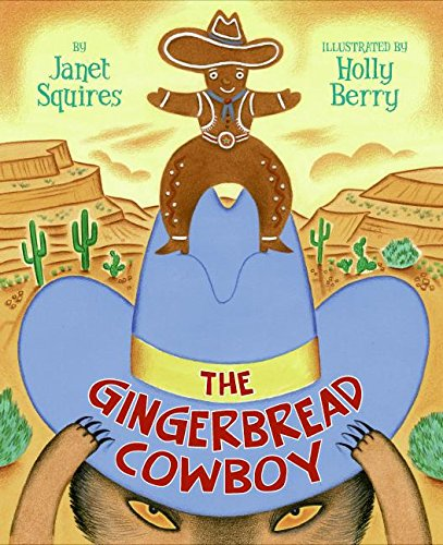 9780060778637: The Gingerbread Cowboy